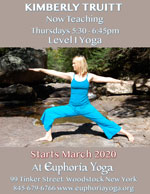 Community Yoga with Kimberly Truitt