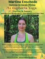 New Class with Martina Enshede